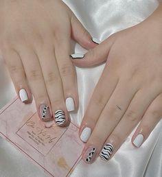 Leopard Nail Designs, Leopard Nails, Nail Art Designs, Finger Nails, Long Acrylic Nails, Fingernail Designs, Hairdos, Nail Designs