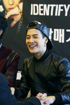 Jackson - 2014.11.28 Fan Autograph Session @ Yeouido IFC Mall #GOT7 #하지하지마