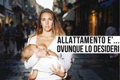 """""""Ovunque lo desideri"""", il flash mob per normalizzare l'allattamento in pubblico che si terrà in 50 italiane, si terrà anche a Genova sabato 11 febbraio. Il ritrovo è alle 10.30 pi… Sorgente: Sabato…"""