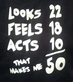 Top 20 Funny Birthday Quotes this is funny can't look 22 but i can feel all of those numbers. Top 20 Funny Birthday Quotes this is funny can't look 22 but i can feel all of those numbers. Moms 50th Birthday, 50th Birthday Quotes, Happy Birthday Parties, 50th Birthday Party, Funny Birthday, Daughter Birthday, Birthday Ideas, Belated Birthday, Birthday Crafts