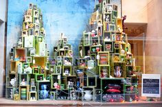 Anthropologie Holiday Windows by Shawn Hoke, via Flickr