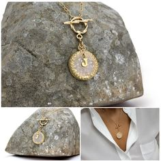 Do you want initial necklace. #jewellery #jewelry #gemstone #gems #initialnecklace #gold #golden #sterlingsilver #necklace #musthave #handpickedclub @handpicked_club
