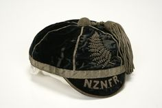 """Rugby History : today 18/12 in 1888 The first New Zealand team to tour Wales arrived in Swansea. The touring Maori brought only 20 of their squad of 26 for the Welsh leg of their British visit in order to save """"unnece ssary expense"""". The title of All Black 'Originals' went to the 1905 tour party, these players were called the 'Natives' (Official Cap issued on the tour above) in part for promotional purposes. Starting in May 1888 the side toured until August 1889, playing 107 matches. Maori All Blacks, All Blacks Rugby, Rugby Union Teams, Welsh Rugby, Rugby Sport, New Zealand Rugby, Team Cap, Swansea, Real Men"""