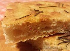 Focaccia rustica in teglia con Lievito Naturale o Pasta Madre e Farina Macinata a Pietra