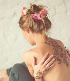 Yoga tattoo