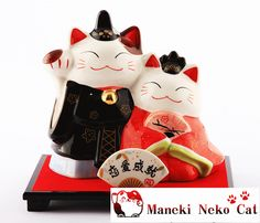 Maneki neko love achivement