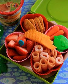 divisiones con silicona cupcakes