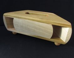 Smartphone & Iphone Wood Sound Box Amplifier - Natural Stained