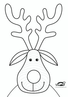 noel graphisme children activities, more than 2000 coloring pages Christmas Crafts For Kids, Christmas Printables, Christmas Colors, Christmas Projects, Kids Christmas, Holiday Crafts, Christmas Decorations, Reindeer Christmas, Christmas Coloring Pages