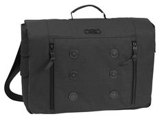 Buy the OGIO MidTown Messenger at eBags - Buttons add a stylish touch to this casual laptop messenger bag from OGIO. The OGIO Women's Manhatt Womens Messenger Bag, Laptop Messenger Bags, Laptop Bags, Best Laptop Cases, Ipad Bag, Laptop Bag For Women, Bags 2017, Best Laptops, Online Bags