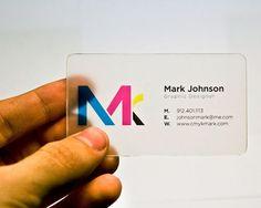 Tarjetas de visita #Design