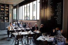 Terroir Parisien  20, rue Saint Victor, 75005  +33 (0)1.44.31.54.54  Métro: Maubert-Mutualité  Open: Mon-Sun, for breakfast, lunch and dinner