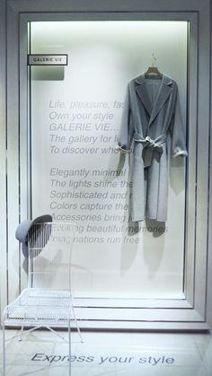 """GALLERIE VIE,Tokyo, Japan, """"Express Your Style"""", pinned by Ton van der Veer"""