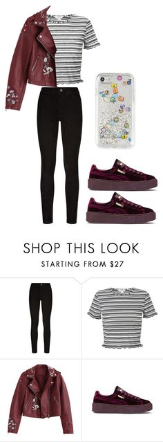 """In My Style#13"" by luka1207 ❤ liked on Polyvore featuring Paige Denim, Miss Selfridge, Puma and Rebecca Minkoff"