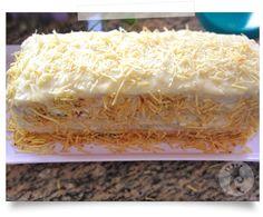 torta fria de pão