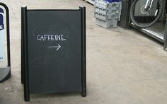 Alternativas ao consumo de cafeína
