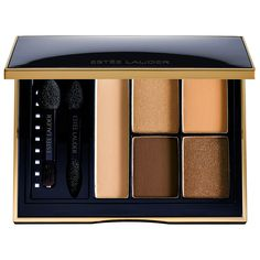 What it is: A palette with five lightweight, ultraluxe eye shadows with plush, creamy finishes. What it does: This shadow palette features long-lasting and luxe, neutral hues with textures that create unexpected looks. Go all-natural or create int