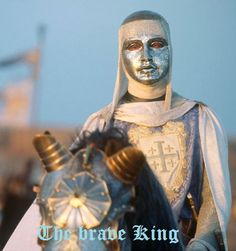 King Baldwin IV commanded his armies in person at Montgisard, on the Litani, at Le Forbelet, and even at the relief of Kerak.