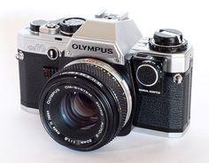 Favourite Cameras:  Olympus OM-10 | Film Advance