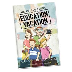 After hearing John Taylor Gatto share a vision for how children are best educated, the Tuttle family embarks on a new learning adventure. Dystopian Films, Dystopian Future, Liberal Agenda, Home Schooling, Peace And Love, Twins, Teacher, Education, Learning