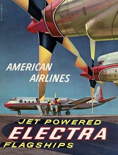 33 Airline Posters From Flying's Golden Age - The New York Times