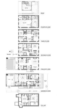 Corcoran, 15 Willow Street, Brooklyn Heights Real Estate, Brooklyn For Sale, Homes, Brooklyn Heights Townhouse, Chris Sheller
