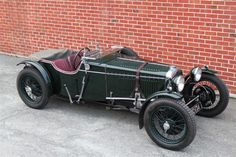 1936 Frazer-Nash TT replica