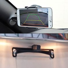 Android Smartphone Backup Camera System 9002-2801