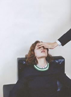 Madison Leyes in Prada by Ilaria Orsini for Hunter Magazine SS 2014 Creative Photography, Portrait Photography, Fashion Photography, Photoshop, Moda Fashion, Editorial Fashion, Pretty, People, Beauty