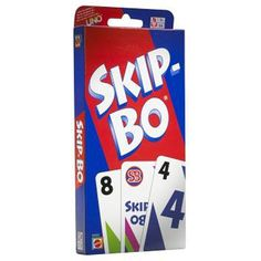 Skip-bo: the classic lives on.