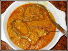Macha Ambula Besara - Typical Odia Fish Curry   eOdisha.OrgeOdisha.Org