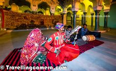 Beyond the sand dunes - Main places to visit and things to do in Rajasthan state of India