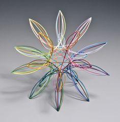 Geometric Sculptures by Morton C. Solid Geometry, Geometric Sculpture, Jr, Sculptures, Artists, Artist, Sculpture