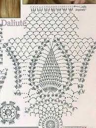 Výsledek obrázku pro schemy na háčkované zvonečky