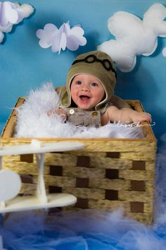 Igor - 5 meses #Baby #Irmãos #Acompanhamento #DiaDasCrianças #Avião #céu #Boy #Photo #fotografia #LaisRochaFotografia #LaisRochaPhoto #Sessão