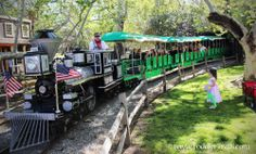 Celebrate with Irvine Park Railroad Feb 22-23 for their 18th Anniversary Celebration where they roll back the prices to 1996!  Giveaway for train tickets and surrey rental.