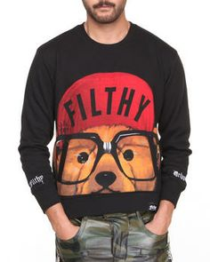 Buy Spike Bear Sweater Men's Sweatshirts & Sweaters from Filthy Dripped. Find Filthy Dripped fashions & more at DrJays.com