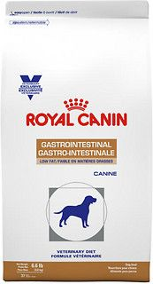 Royal Canin Veterinary Diet Gastrointestinal Low Fat LF Dry Dog Food, 28.6-lb bag