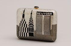 Judith Leiber New York Skyline Minaudiere, 1978