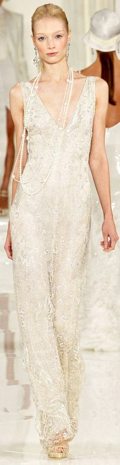 Ralph Lauren, Spring/Summer 2012, Ready to Wear