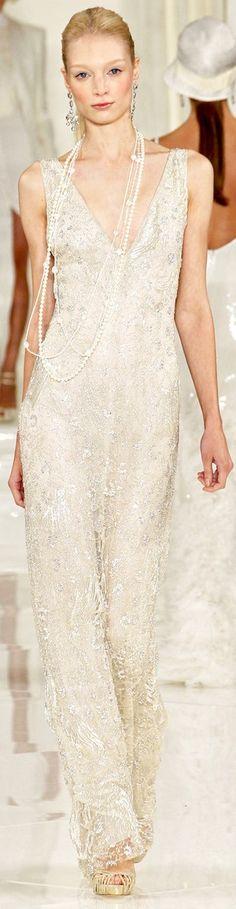 Ralph Lauren, Spring/Summer 2012, Ready to Wear