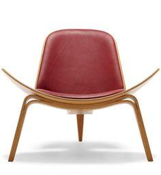 Wegner CH07 Shell Chair  Hans Wegner