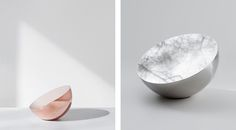 MILAN DESIGN WEEK 2014 - he Aura mirror series by Bjørn van den Berg