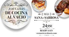 En noviembre, en el Casino Cirsa Valencia se cocina al vacío - http://www.valenciablog.com/en-noviembre-en-el-casino-cirsa-valencia-se-cocina-al-vacio/
