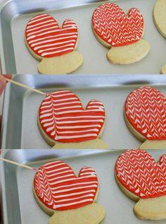 """Милые сердцу штучки: """"Новогоднее печенье. Вершины мастерства""""  cookies how to"""