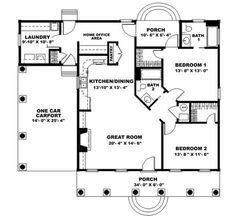 Floor Plan image of Meadow Brook