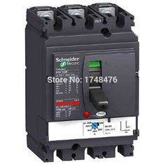 65.00$  Buy here - http://aiksy.worlditems.win/all/product.php?id=32705723270 - NEW LV431757 circuit breaker Compact NSX250H - MA - 150A - 3 poles 3d