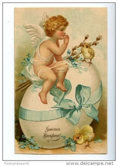 Postcards > Topics > Angels - Delcampe.net