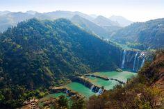 Cascadas de Jiulong, Yunnan (China) - Hotelgranproa.com