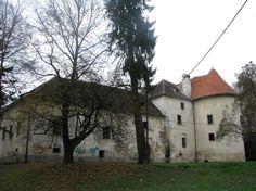Erdödy Castle in Jastrebarsko,  Croatia